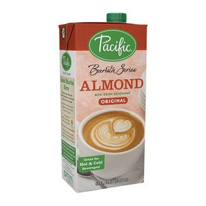 Pacific Natural Foods Barista Series Original Almond Beverage, 32 Ounce