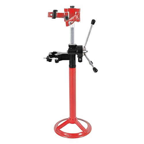 20'' Hand Operate Strut Coil Spring Press Compressor Auto Equipment Red - By Choice Products by By Choice Products