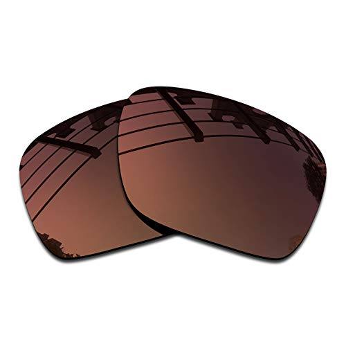 SEEABLE Premium Polarized Mirror Replacment Lenses for Oakley Jupiter Squared OO9135 Sunglasses - ()