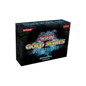 YuGiOh 5Ds Gold Series 5 Haunted Mine Booster Box 5 Packs by Konami