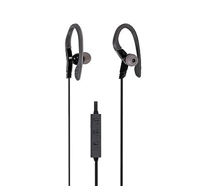 14cb7093eb6 Zebronics BE350 Bluetooth Earphone (Black): Buy Zebronics BE350 Bluetooth  Earphone (Black) Online at Low Price in India - Amazon.in