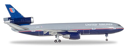 Herpa 530941 United Airlines McDonnell Douglas DC-10-30
