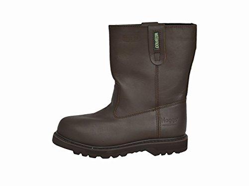 Hoggs of Fife - Zapatos de caza para hombre marrón marrón