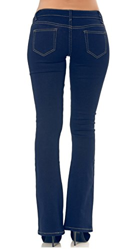 34 2 Denim Mujer A Slim O Skinny Jeans Pantalones Chic Talla 44 Bootcut Straight Simply Vaqueros gUxwRq7Zf