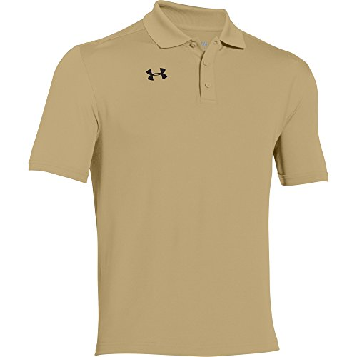 Under Armour Team Armour Men's Golf Polo (Team Vegas Gold, - Vegas Las Fashion Mens