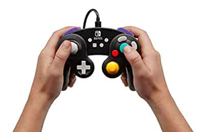 Amazon com: PowerA Wired Controller for Nintendo Switch - GameCube
