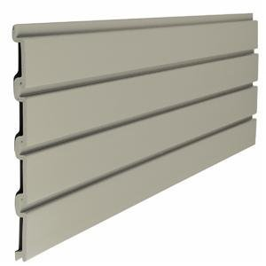 Slat Wall, H 12, W 48, Tan, PK6 by Suncast