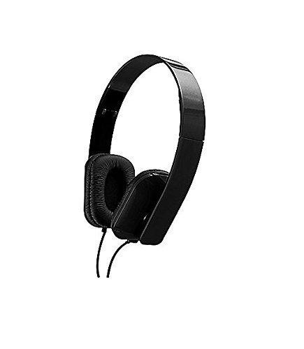 Sentry Folding Headphones, Black ( - Headphones Sentry Computers