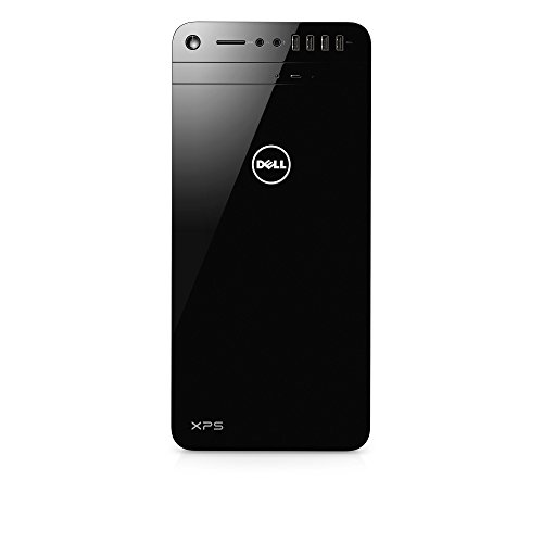 2017 Newest Dell XPS 8920 XPS8920-7922BLK-PUS Tower Desktop, Intel Quad-Core i7-7700 3.6GHz, 24GB RAM, 1TB HDD+256GB SSD, 8GB AMD Radeon RX 480 Graphics, Windows 10, Black (Certified Refurbished)