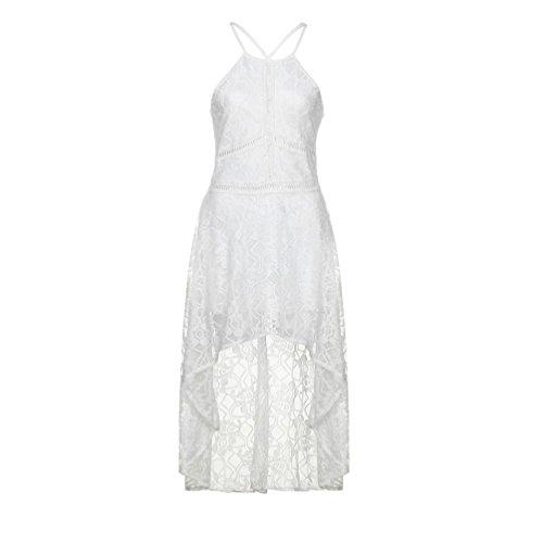 de Mariage Femme Robe Moulante Formelle de Robe Blanc sans Le Soiree Bal Robes Cocktail Manches d'honneur pour GreatestPAK Demoiselle zax8dfnw