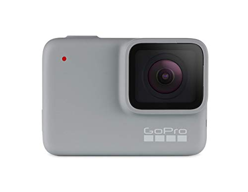 GoPro HERO7 White - Waterproof Action Camera with Touch Screen 1080p HD Video 10MP Photos