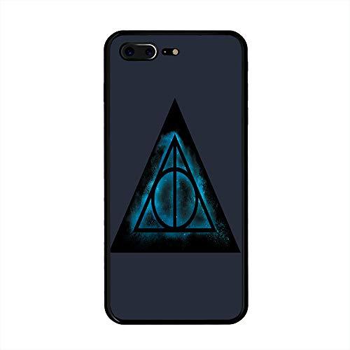 (iPhone 7 Plus/iPhone 8 Plus Case, Resurrection Stone TPU Customization for iPhone 7 Plus/iPhone 8 Plus 5.5 inch Protective)
