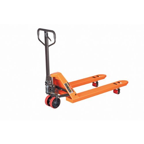 2.5 Ton Hydraulic Pallet Jack Durable Sealed Pump with Overload Safety System - Ton Pallet
