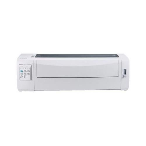 Lexmark Forms Printer 2591+ Dot Matrix Printer - Monochrome - 24-pin 136 -column - 556 cps Mono - 360 x 360 dpi - USB - Parallel 11C0119 24 Pin 136 Column