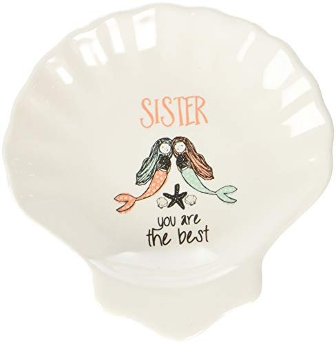 - Pavilion Gift Company Sister You are The Best Keepsake Dish