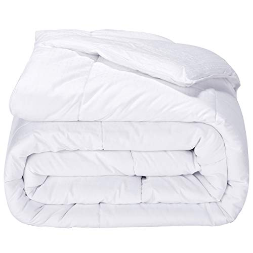 puredown Alternative Comforter Duvet Insert 300 Thread Count Cotton Shell...