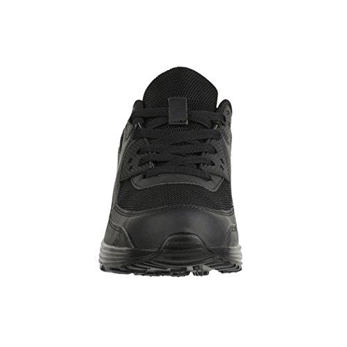 Unisexe Course Baskets Sport Hommes Femmes Chunkyrayan Chaussures Elara Durban De Black qBwUt4U