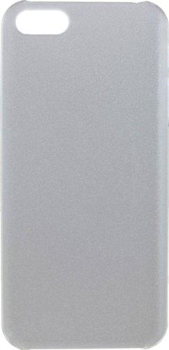 Iphoria 13779 Fun Cover Ice Case für Apple iPhone 5/5S weiß