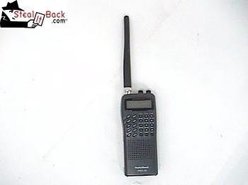 Radio Shack Pro-76 Scanner