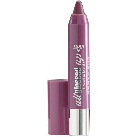 Hard Candy All Glossed Up Hydrating Lip Stain, 1080 Plum Yum