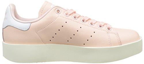 Stan Adidas ftwbla Rosa roshel Zapatillas roshel Mujer Bold Para Smith 4SwvqR