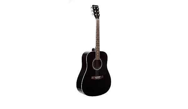 Suzuki sdg2bk guitarra Folk Beige: Amazon.es: Instrumentos musicales