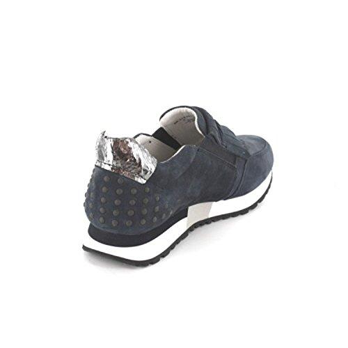 Gabor comfort 66.313.46 femmes Mocassins, bleu 39 EU