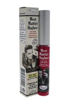 theBalm Meet Matte Hughes Lip Color