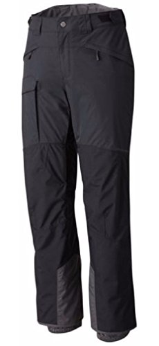 Mountain Hardwear Highball Pant - Men's Black X-Large Regular