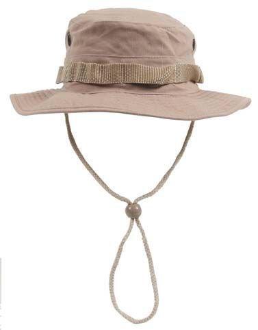 GI Boonie Hat, US Buschhut beige S - XL Gr. L (Kopfumfang 58-59cm)
