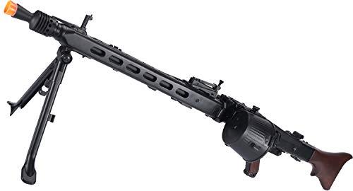 Evike Matrix Full Metal MG42 Airsoft AEG Machine Gun w/Steel Folding Bipod