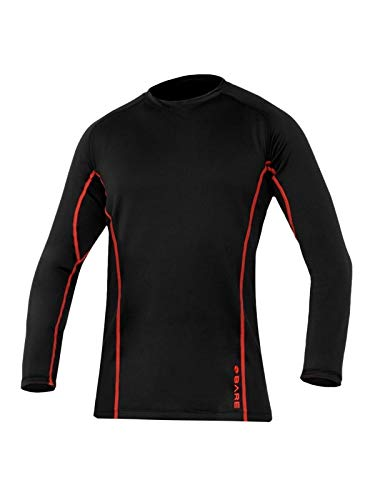 Bare Drysuit Undergarment Ultrawarmth Base Layer Mens Top (Large) by Bare