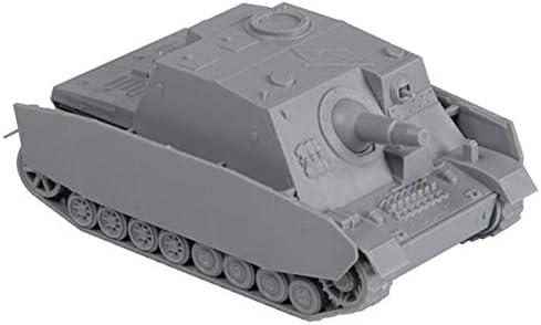 Zvezda #6244-1:100 Sturmpanzer IV Brummbar German Self-Propelled Gun