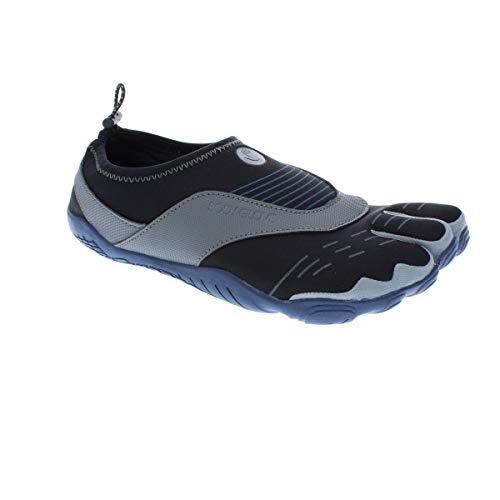 Body Glove Men's 3T Barefoot Cinch Water Shoe, Black/Indigo, 7