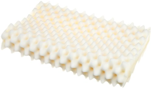 Hermell Products Double Contour Pillow, Egg Crate ()