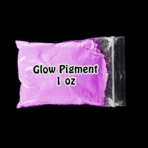 Glominex AD240 Glow Pigment 1 oz - Pink