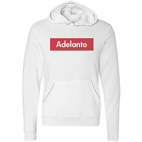 Adelanto Supreme Pride: Unisex Canvas Pullover Midweight Hoodie
