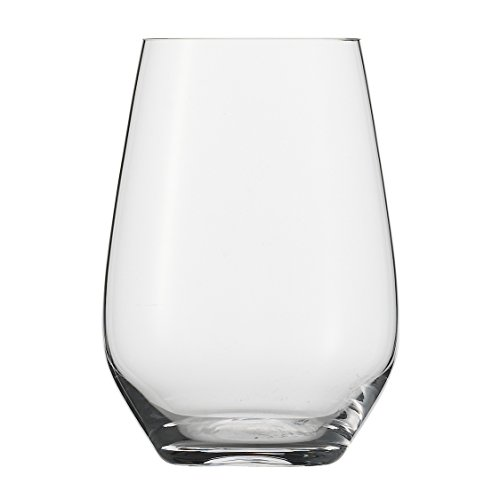 (Schott Zwiesel Tritan Crystal Glass Forte Collection All Pupose Beverage Glass, 13.2-Ounce, Set of 6)
