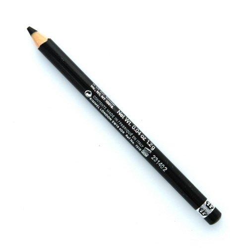 Rimmel London Soft Kohl Kajal Eye Liner Pencil, Jet Black [061] 0.04 oz (Pack of 3)