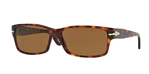Persol Sunglasses - PO2803 / Frame: Havana Lens: Crystal Brown Polarized ()