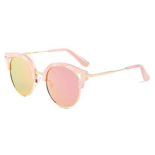 lunettes soleil Retro Conduite Lunettes Big Des polarisées Couple Sport de Fashion Box B de de Miroir de E Soleil Femme Couleur dqEvXwngvx