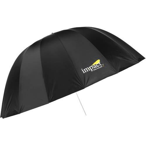 Impact Small Improved Deep White Umbrella (33'')