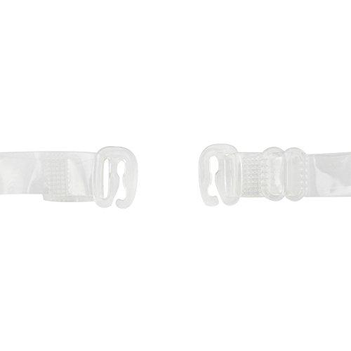 Tirantes Transparente four Diferentes Par Diseños de 02 Sujetadores com en Hq5zwxP5O