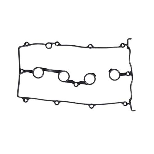 DNJ Valve Cover Gasket VC425 For 93-03 Mazda, Ford/Protege, Protege5, 626, Probe, MX-6 1.8L-2.0L L4 DOHC Naturally Aspirated, Turbocharged designation -