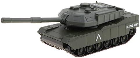 [해외]Flameer 143 Scale US M1A2 Tank Model Diecast Army Vehicle Pull Back Toy Kit for Kids and Adults - Green Color / Flameer 143 Scale US M1A2 Tank Model, Diecast Army Vehicle Pull Back Toy Kit for Kids and Adults - Green Color