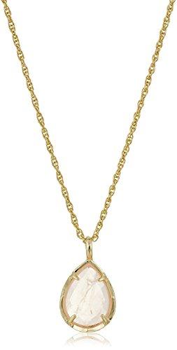 Kendra Scott Signature Kiri Pendant Necklace, 18 + 2 Extender