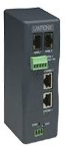 Lantronix Industrial Device Server XPress-DR+ 100Mb LAN 2 ports 10Mb LAN Device server XSDR22000-01