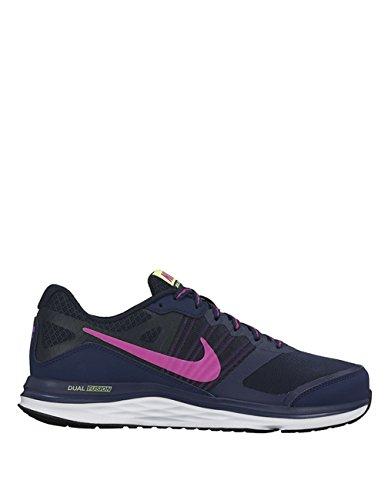 Nike Dual Fusion X - Zapatillas para mujer NAVY / FUCHSIA
