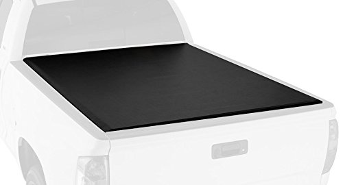 Truxedo Titanium 963801 Titanium Hard Roll-Up Tonneau Cover for Toyota Tundra 5.5' Bed w/Track System 963801 07-17 Toyota Tundra with Track System 5'6