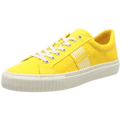 chollos oferta descuentos barato Gant Faircourt Zapatillas para Hombre Amarillo Sun Yellow G330 42 EU